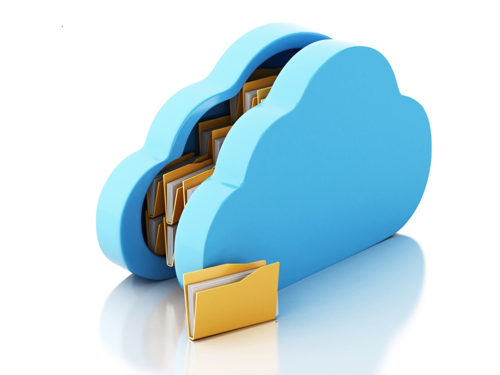 cloud storage backup