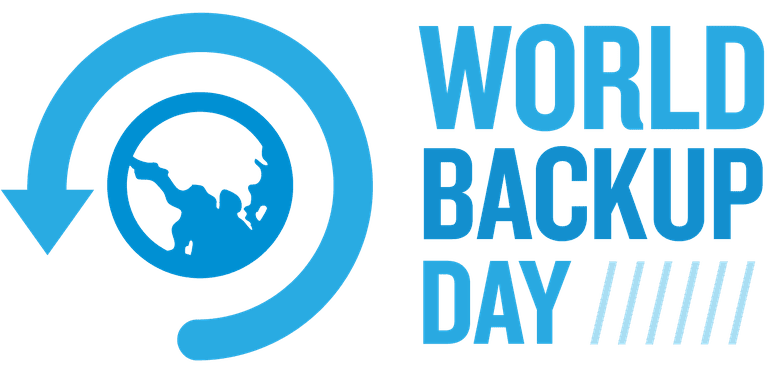 world backup day dia mundial do backup
